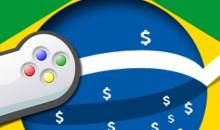 Mercado de Games no Brasil apresenta crescimento de quase 140% de faturamento