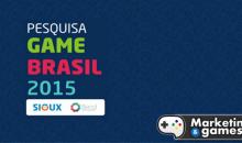 Pesquisa Game Brasil 2015 – Panorama do Mercado