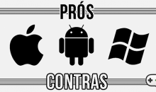 Prós e contras no desenvolvimento de apps para Android, iOS e Windows Phone