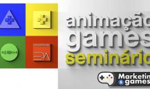 Seminário de Animação e Games será oferecido gratuitamente pela Escola Panamericana em SP