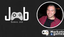 """Entrevista com Gerson de Sousa, criador do """"Games Job"""": O maior Banco de Talentos na área de Games do Brasil"""