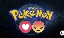 Amor e ódio por Pokémon Go