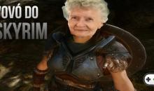 """A """"Vovó do Skyrim"""", uma reflexão sobre a idade dos Gamers"""