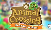 Animal Crossing: New Leaf – Welcome amiibo. Um novo update para um game de 3 anos atrás