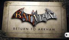 Retornando a uma Arkham renovada! Uma coletânea de jogos indispensáveis para os fãs do homem-morcego
