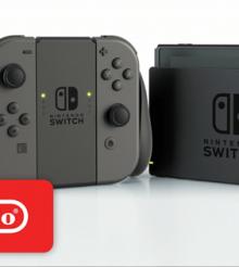 O Nintendo Switch chegou e agora José?
