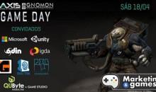 Game Day promove debates e palestras gratuitas com especialistas do mercado brasileiro de Games
