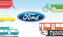 """FORD investe na """"Gamificação"""" para criar novas soluções de transporte"""