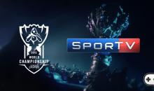 eSports: Riot Games Brasil e SporTV transmitem a final do Campeonato Mundial de League of Legends